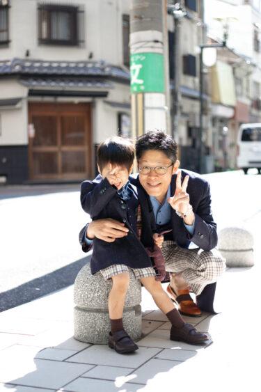 【おうちコーデ】家で子供と過ごす日のパパとママのコーデ紹介 遊ぶ時&食事時のコーデ